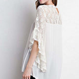 Lace Eve Blouse: Alternate View #4