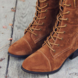 Lace It Up Boots: Alternate View #2
