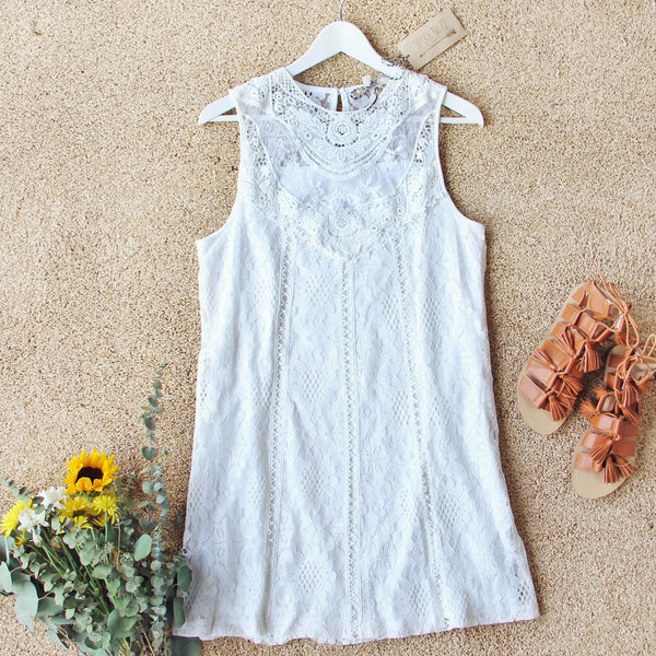 Lace Moonlight Dress: Featured Product Image