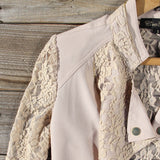 Lace Motorcycle Jacket: Alternate View #2