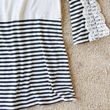 Lace Sleeve Tee: Alternate View #3