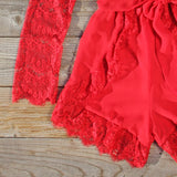 Lace Tart Romper: Alternate View #3