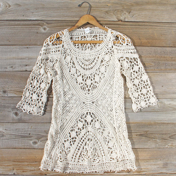 Lacewell Tunic: Featured Product Image