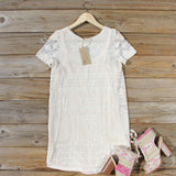 Lacey Tee Shirt Dress: Alternate View #4
