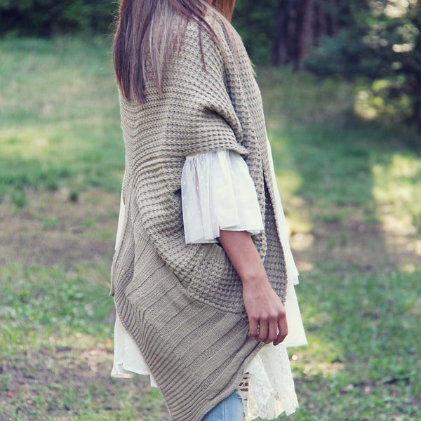 Lake Aspen Sweater in Cream: Featured Product Image