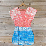 Lake Shore Romper: Alternate View #1