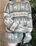 Norfolk Sweater: Alternate View #1