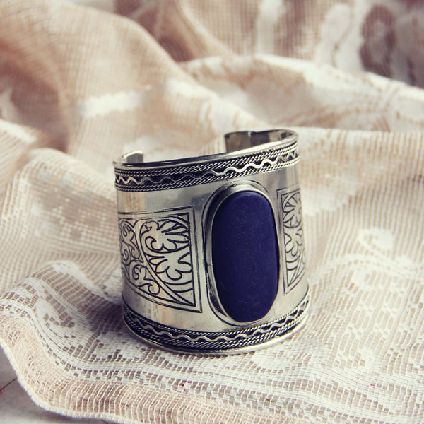 Lapis & Boheme Bracelet: Featured Product Image