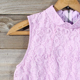 Lavender Hill Dress: Alternate View #2