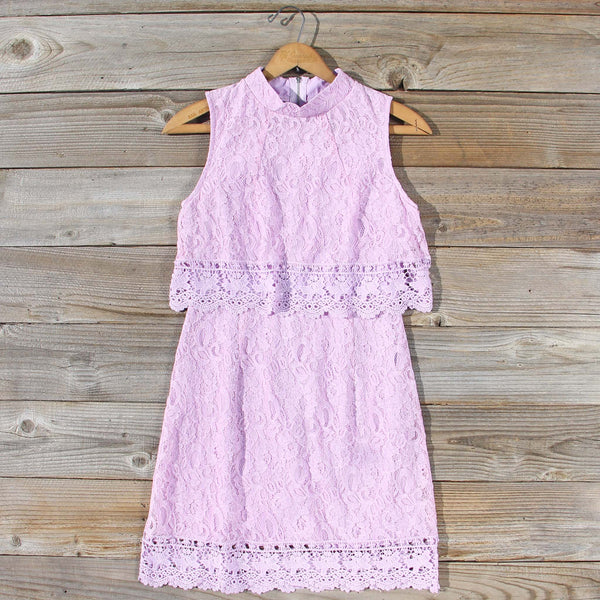 Lavender Hill Dress: Featured Product Image