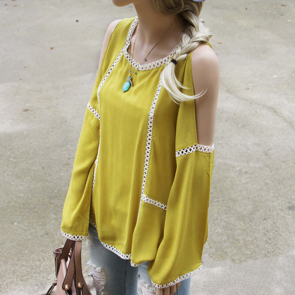 Le Soleil Top: Featured Product Image