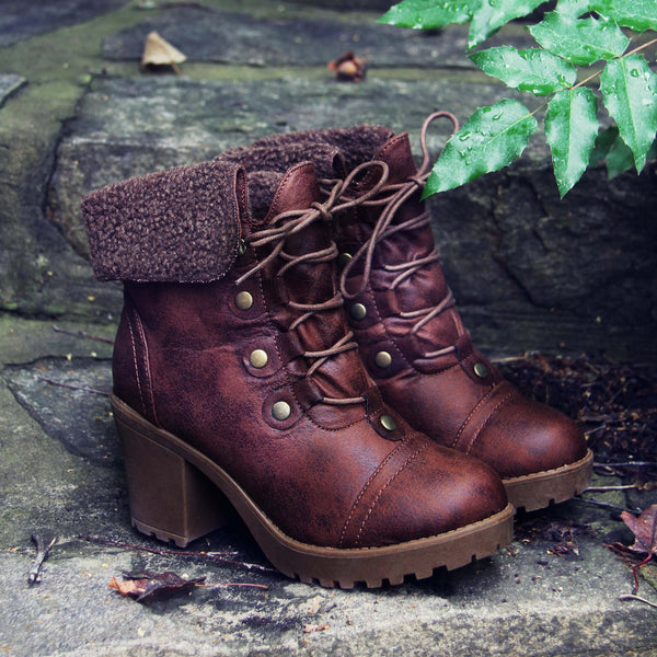 Leavenworth Booties: Featured Product Image