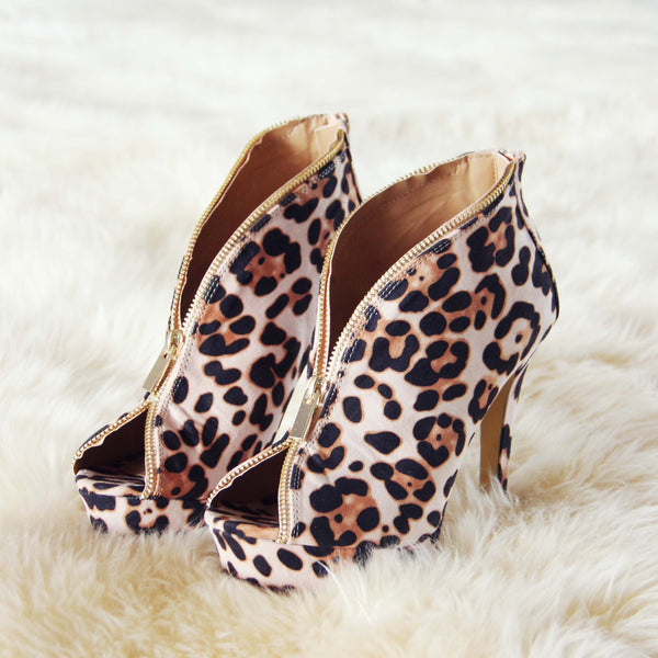 Fairest of Them All Booties: Featured Product Image