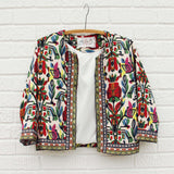 Lily Boho Jacket: Alternate View #1