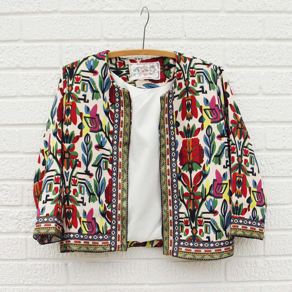 Lily Boho Jacket: Featured Product Image