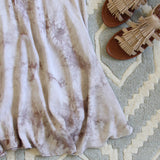 The Linden Layering Tunic in Tie Dye: Alternate View #2