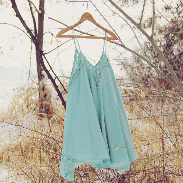 The Linden Layering Tunic in Sage: Featured Product Image
