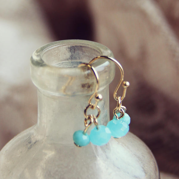 Little Gem Earrings: Featured Product Image