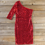 Little Sparkler Sequin Dress: Alternate View #4
