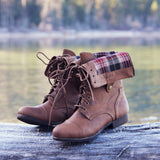 The Lodge Boots in Cedar: Alternate View #1
