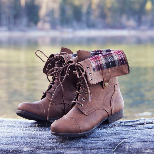 The Lodge Boots in Cedar: Featured Product Image