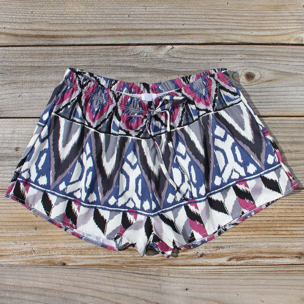 Lofty Skies Shorts: Featured Product Image