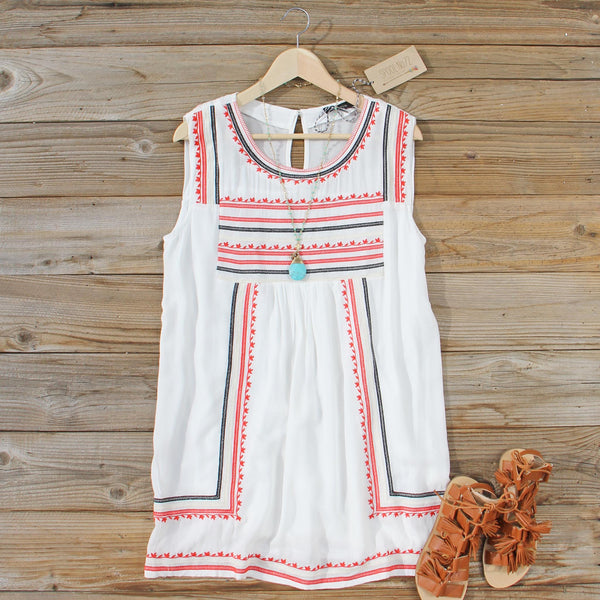 Los Cabos Tunic Dress: Featured Product Image