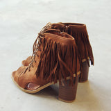 Love Shack Booties: Alternate View #4