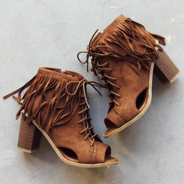 Love Shack Booties: Featured Product Image