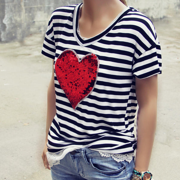 Love Spell Tee: Featured Product Image