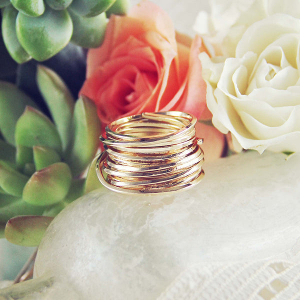Love Spun Ring: Featured Product Image