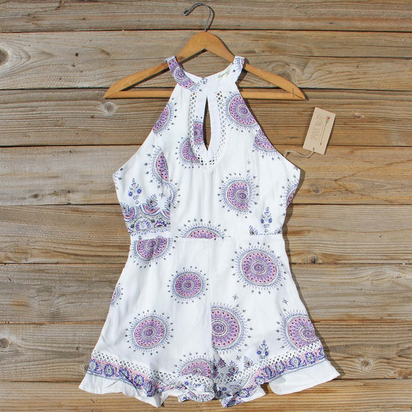 Loveliest Romper: Featured Product Image