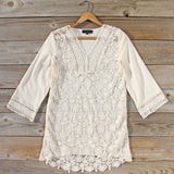 Low Rising Lace Tunic: Alternate View #1