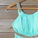 Lucky Star Party Dress in Mint: Alternate View #2