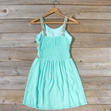 Lucky Star Party Dress in Mint: Alternate View #4