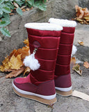The Lunar Snow Boots: Alternate View #4