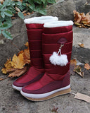 The Lunar Snow Boots: Alternate View #2