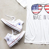 Made in the USA Tee: Alternate View #3