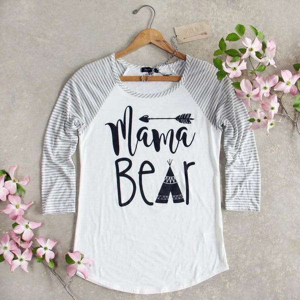 Mama Bear Tee: Featured Product Image