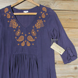 Mardi Boho Tunic: Alternate View #2