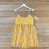 Marigold Sky Dress: Alternate View #2