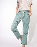 Faded Sage Pants: Alternate View #5