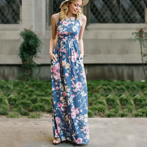 The May Maxi Dress