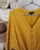 May Tie Top: Alternate View #2
