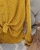 May Tie Top: Alternate View #3