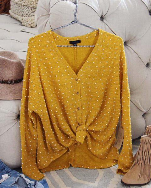 May Tie Top: Featured Product Image