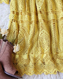 McKenna Lace Dress: Alternate View #3