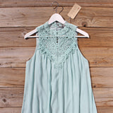 Meadow Sage Dress: Alternate View #2