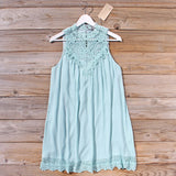 Meadow Sage Dress: Alternate View #1