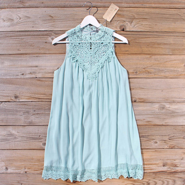 Meadow Sage Dress: Featured Product Image